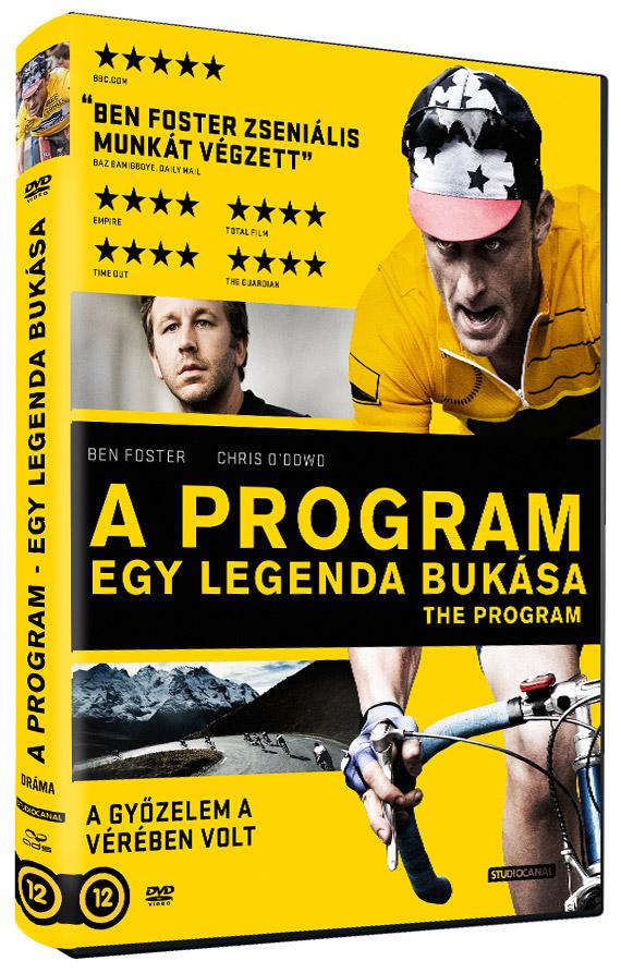 A program ? Egy legenda buk�sa DVD