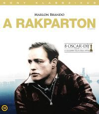 A rakparton Blu-ray