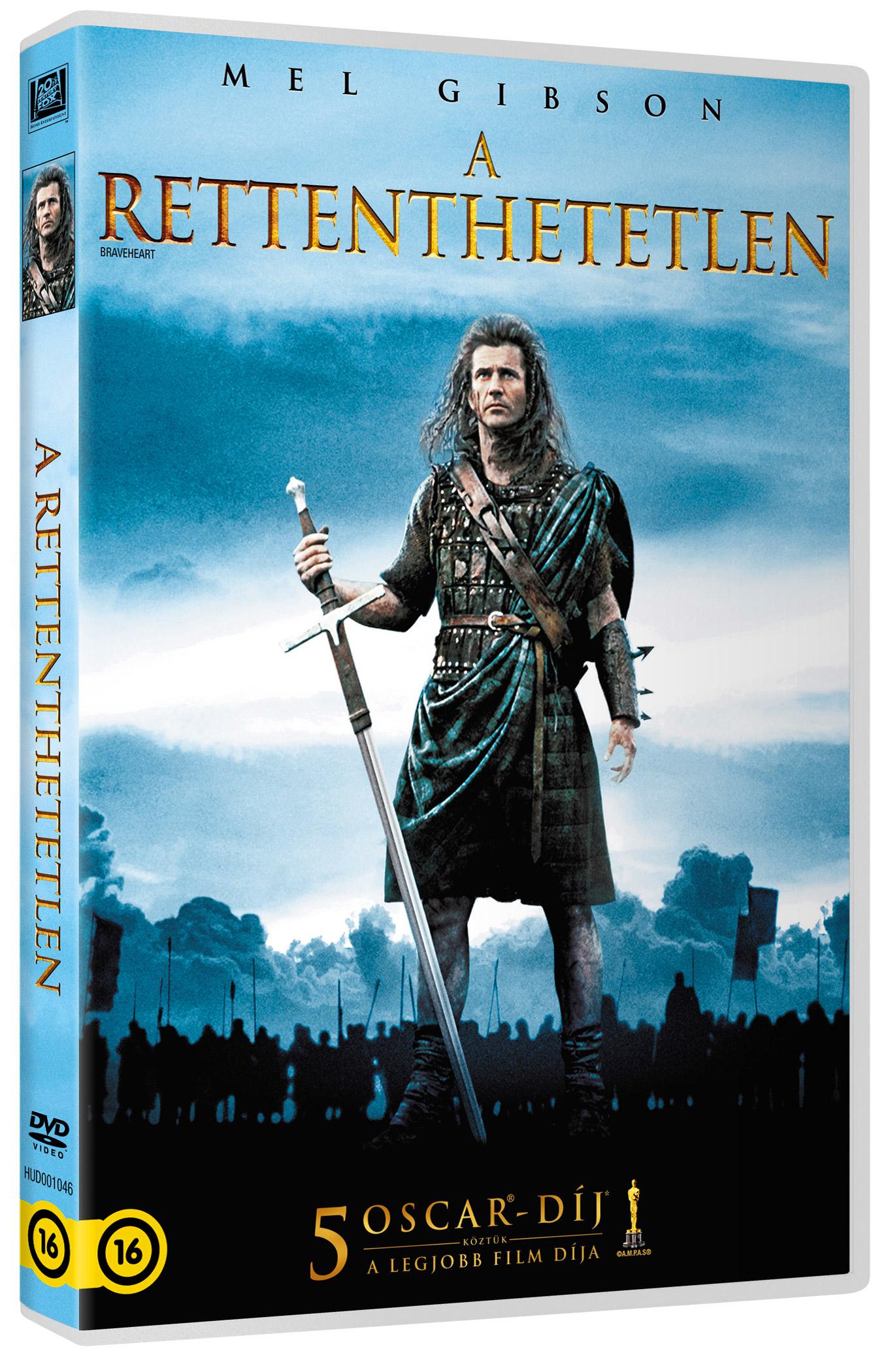 A rettenthetetlen DVD