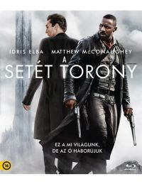 A setét torony Blu-ray