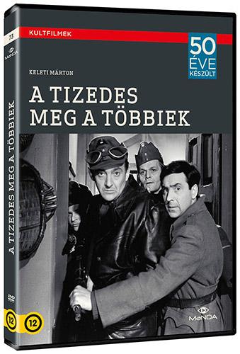 A tizedes meg a t�bbiek DVD