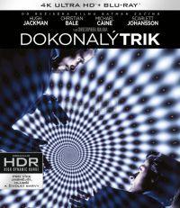 A tökéletes trükk (4K Ultra HD (UHD) + BD + bónusz BD) Blu-ray