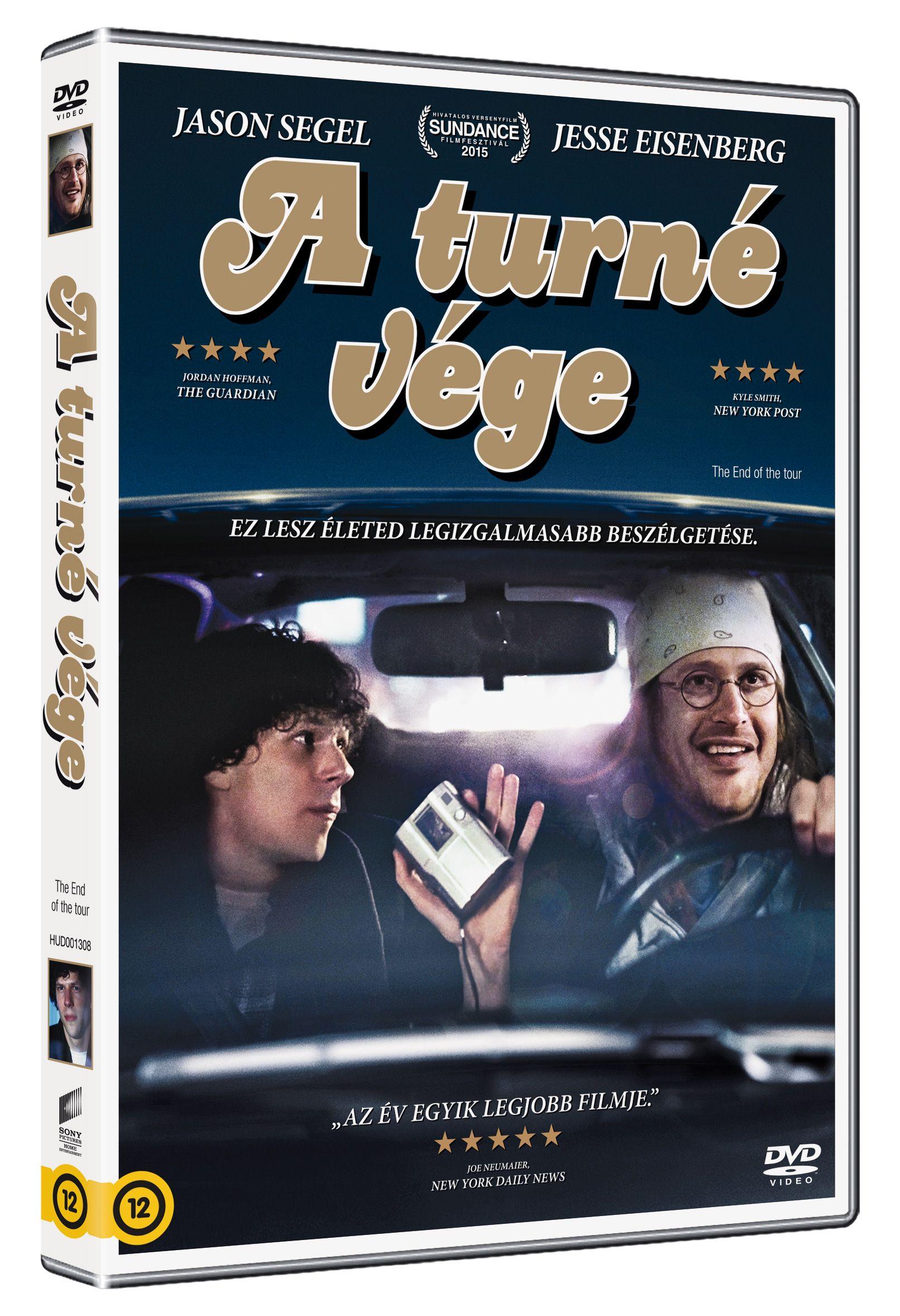 A turn� v�ge DVD
