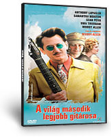 A világ második legjobb gitárosa DVD