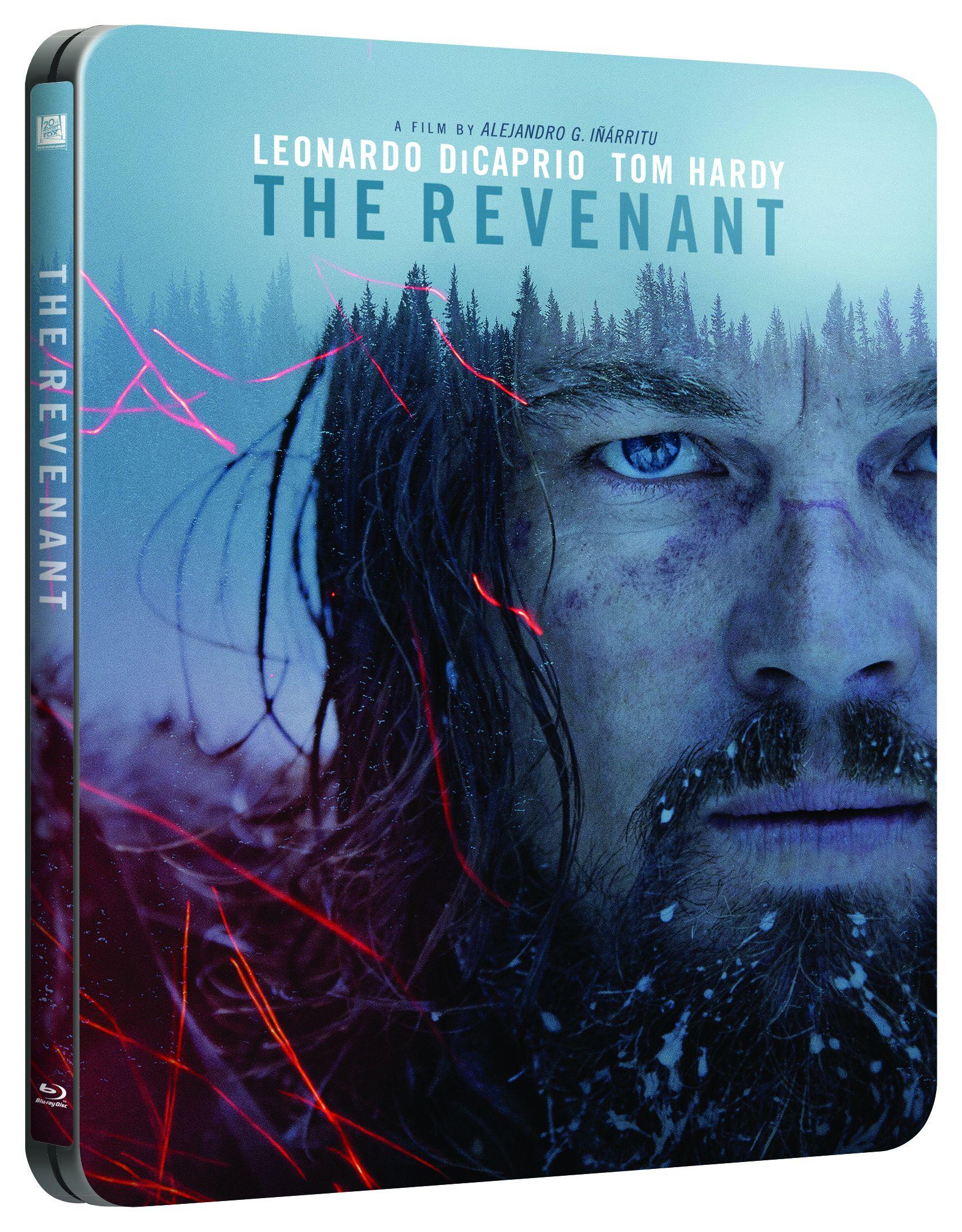 A visszatérő - Limitált fémdobozos kiadás Blu-ray