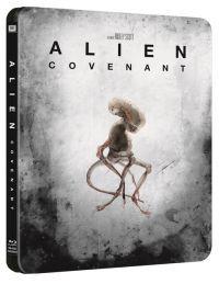 Alien: Covenant - limitált, fémdobozos változat (steelbook) Blu-ray