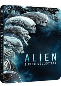 Alien gyűjtemény (6 BD) - limitált, fémdobozos változat (steelbook) Blu-ray
