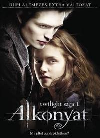 Alkonyat DVD