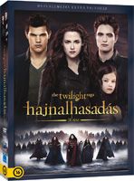 Alkonyat - Hajnalhasad�s, 2. r�sz DVD