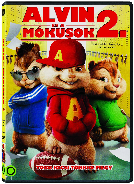 Alvin �s a m�kusok 2. DVD