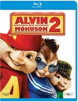 Alvin �s a m�kusok 2. Blu-ray