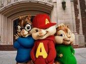 Alvin és a mókusok 2.