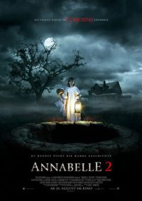Annabelle 2. -A teremtés DVD