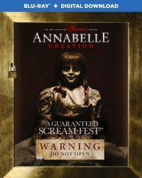 Annabelle 2. -A teremtés Blu-ray