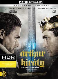 Arthur király: A kard legendája Blu-ray