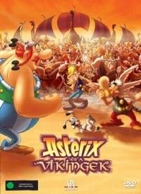 Asterix és a vikingek DVD