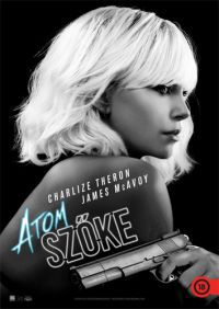 Atomszőke Blu-ray