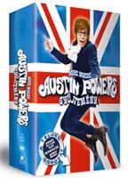 Austin Powers 3. - Aranyszersz�m DVD