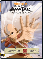Avatar: Az utols� L�ghajl�t� DVD