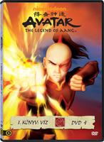 Avatar: Az utolsó Léghajlító DVD