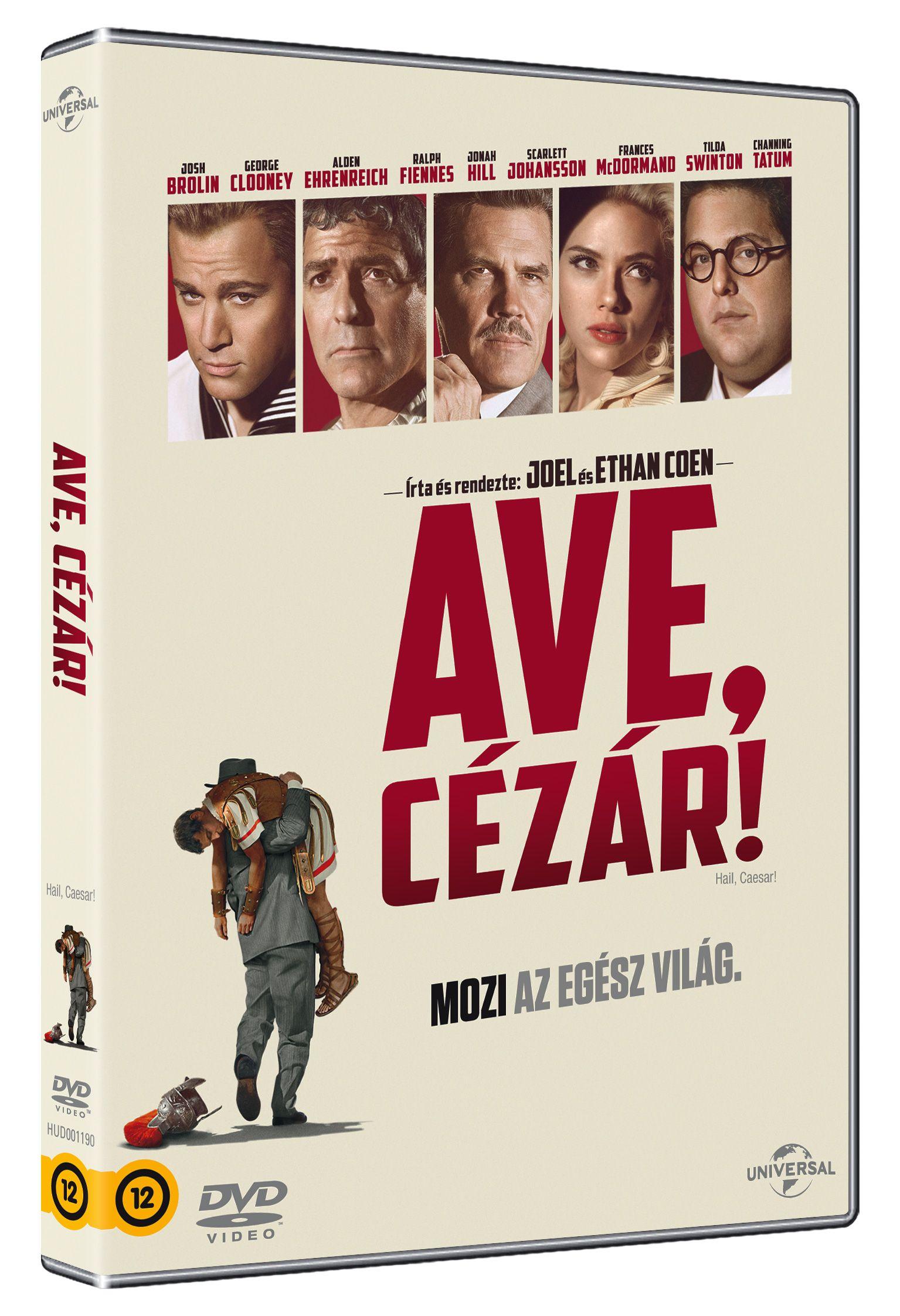 Ave, C�z�r! DVD