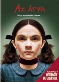Az árva DVD