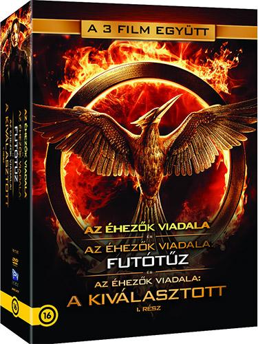 Az �hez�k viadala 1-3 gy�jtem�ny (3 DVD) DVD