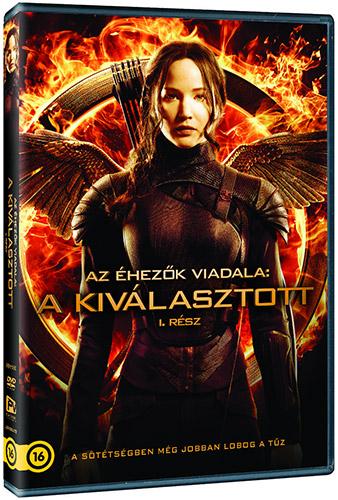 Az �hez�k viadala: A kiv�lasztott - 1. r�sz DVD