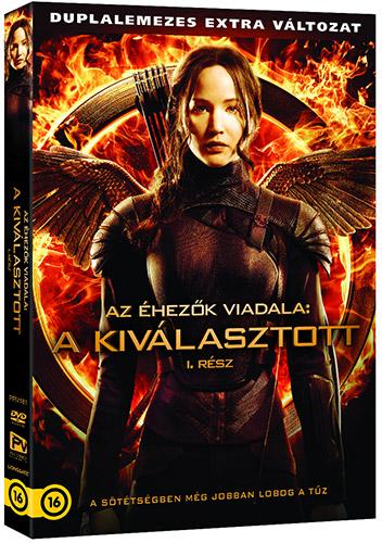 Az �hez�k viadala: A kiv�lasztott - 1. r�sz (2 DVD) DVD