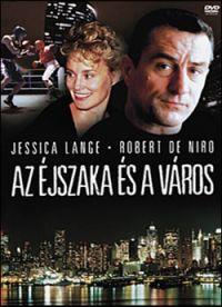 Az éjszaka és a város DVD