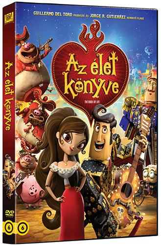Az �let k�nyve DVD