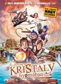 Az elveszett kristály nyomában DVD