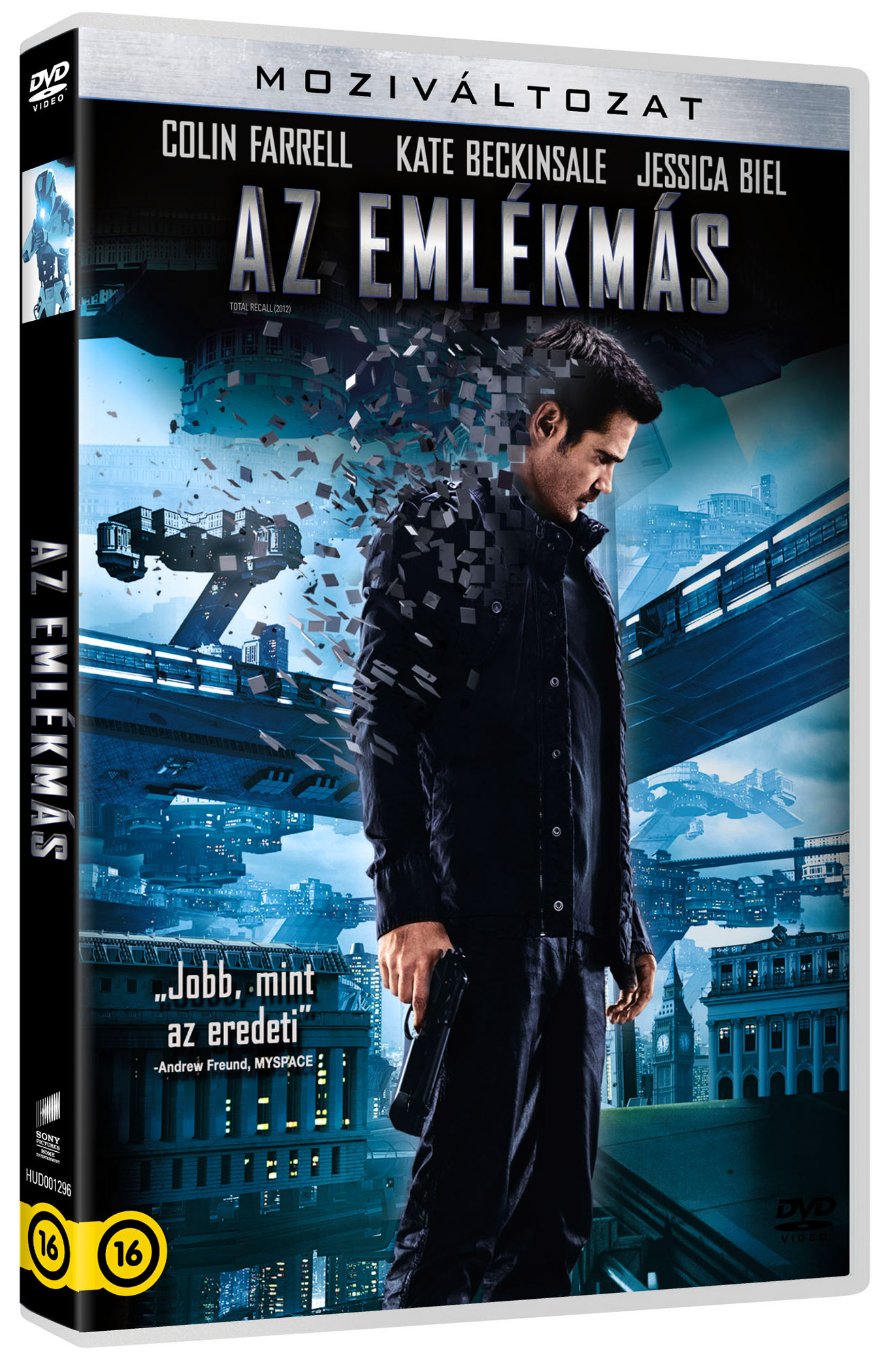 Az eml�km�s DVD