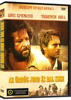 Az ördög jobb és bal keze DVD