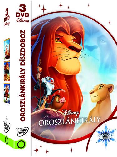 Az oroszl�nkir�ly 2. - Simba b�szkes�ge DVD