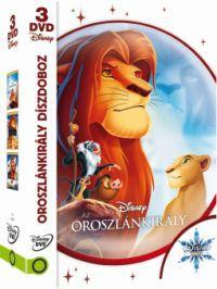 Az oroszlánkirály 2. - Simba büszkesége DVD