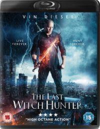 Az utolsó boszorkányvadász Blu-ray