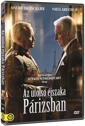 Az utols� �jszaka P�rizsban DVD