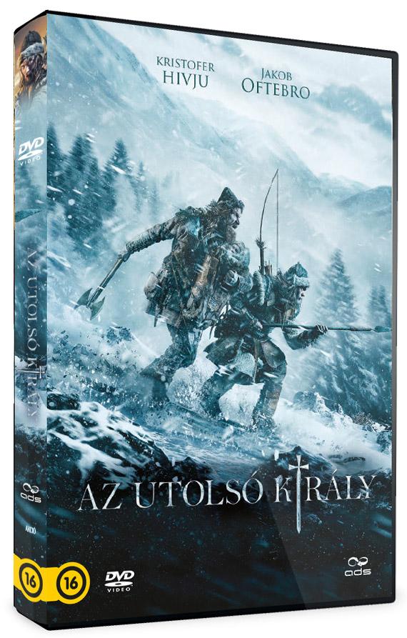 Az utolsó király DVD