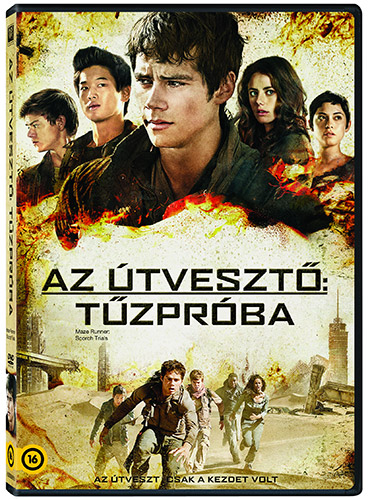Az �tveszt�: T�zpr�ba DVD