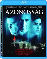 Azonoss�g Blu-ray