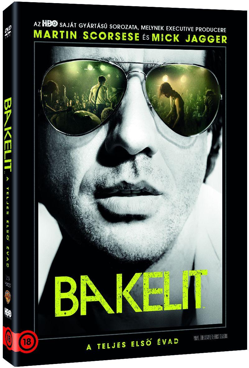 Bakelit - 1. �vad (4 DVD) DVD