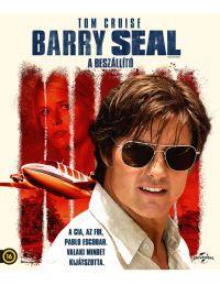 Barry Seal: A beszállító Blu-ray