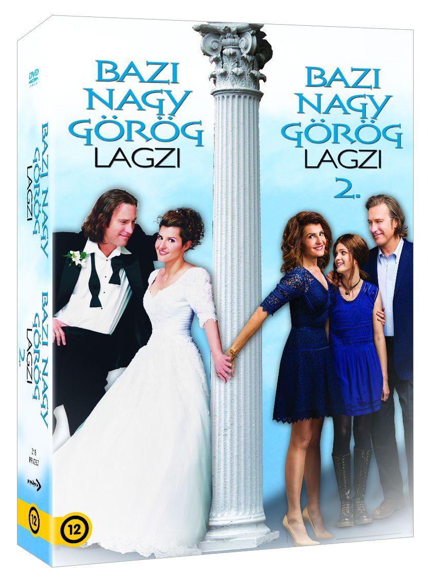 Bazi nagy g�r�g lagzi DVD