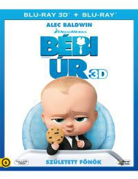 Bébi úr 3D Blu-ray