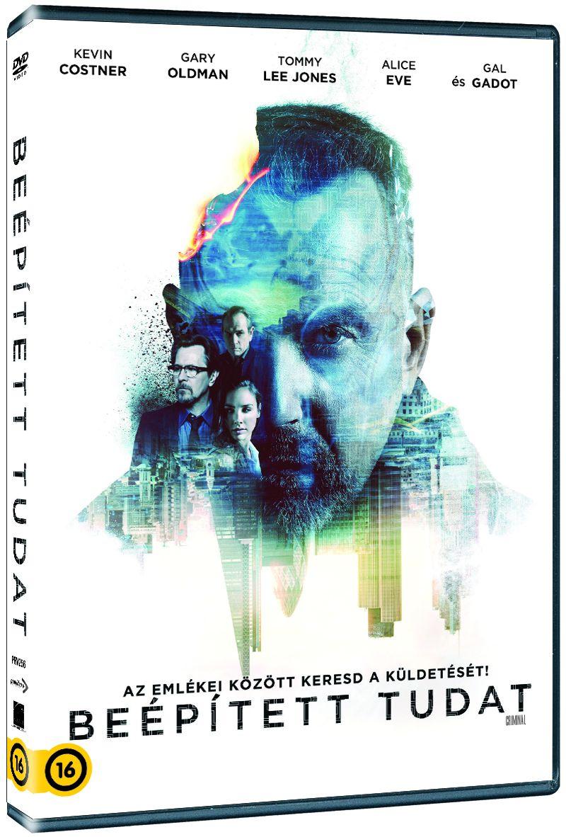 Be�p�tett tudat DVD