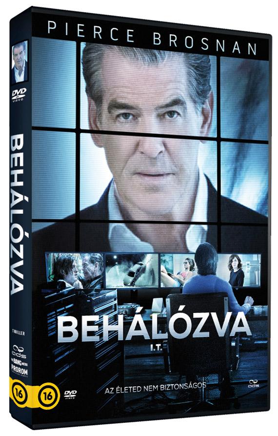 Behálózva (2016) DVD