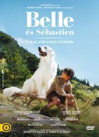 Belle és Sébastien - A kaland folytatódik DVD
