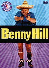 Benny Hill DVD