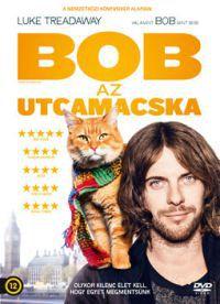 Bob, az utcamacska DVD